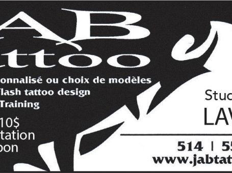 Jab Tattoo