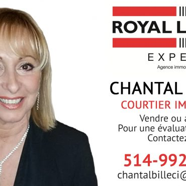 ROYAL LePAGE  Chantal Billeci