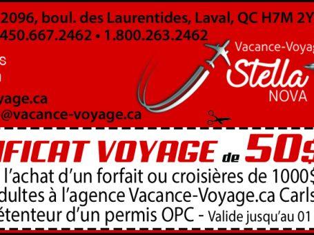 Vacance-voyage